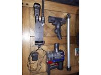 Dyson cordless Hoover dc35