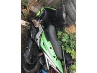 2015 Lexmoto Matador 125cc nice bike quick sale