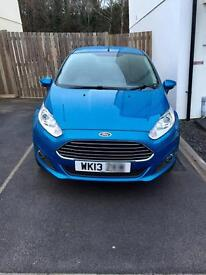 Ford Fiesta 1.0 EcoBoost 5DR 2013