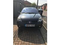 RENAULT CLIO FOR SALE 1.2 Dynamique