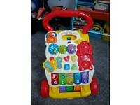 Good condition baby walker