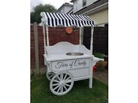 Candy Cart/Candy Floss Hire