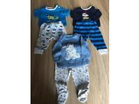 Boys 3-6 months Pjs