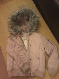 Next girls coat aged 7