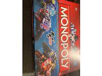 Moto gp monopoly