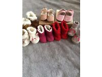 6-12 months baby girl shoes