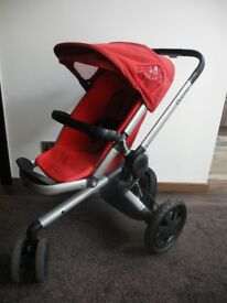 QUINNY BUZZ PRAM 3 in 1 in very good condition