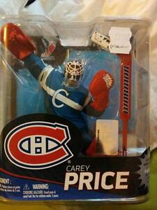 Carey Price MCFARLAND NHL Official varient 425 blue jersey