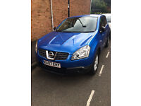 ***REDUCED***2007 Nissan Qashqai 1.6 Visia, Great Condition, Bluetooth Phone Prep - MUST BE SEEN