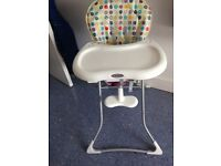 Graco Tea Time High Chair with