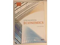 Economics (13th edition) by Lipsey & Chrystal