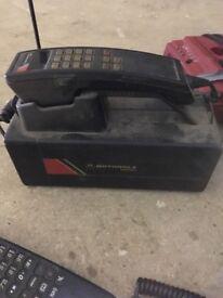 Old vintage Motorola 4500x