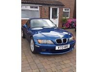 BMW Z3 in excellent condition