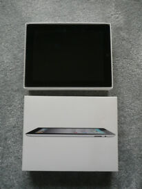 Boxed Apple IPad 2 A1395 16 GB with charger lead & Case