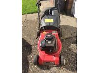 Mountfield sp464 rotary petrol lawnmower