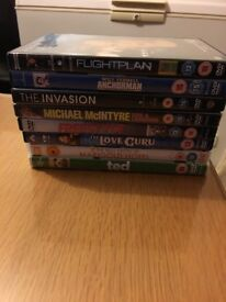 DVD's for sale Cheap £1 each Very Good Condition, 8 Titles, Look at Images