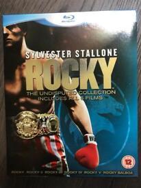Complete Rocky Blu-ray boxset