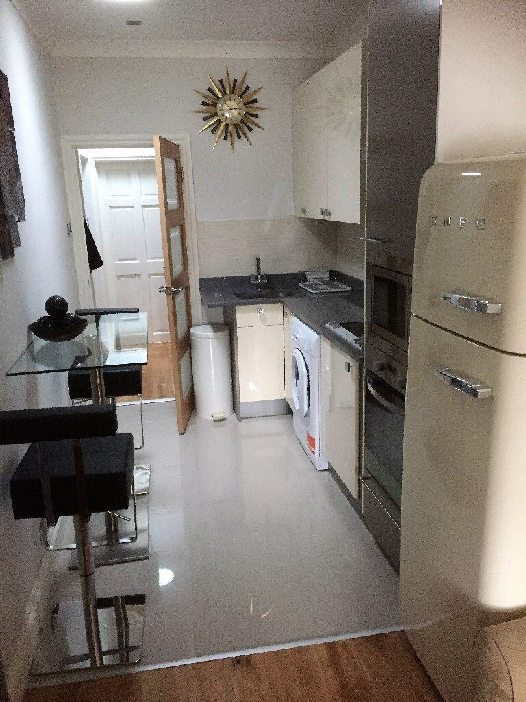 Large Bedroom A Stunning Newly Refurbished One Large Bedroom Apartment To Let