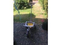 Trike, loved toddler, ideal for 1 1/2-4