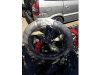 Auto re- furb. West London .Mobile car body/ alloy rim repairer/interior repairs