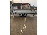 Eurolight 12 x5 caged trailer Ifor Williams