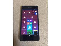 Microsoft Lumia 650 mobile phone