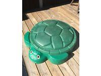 Little Tikes Tortoise Paddling Pool/Sandpit