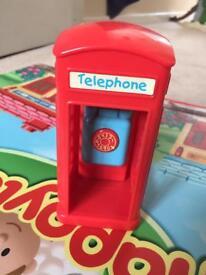 Happy Land Telephone Box