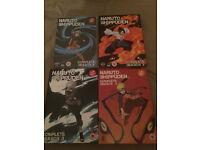 Naruto Shippuden Series 1-4 (192 episodes)