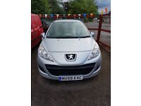 FOR SALE Peugeot 207 2009 1.4 Petrol. Only 76k Miles. Perfect First Car!