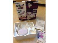 Avent breast pump and steriliser