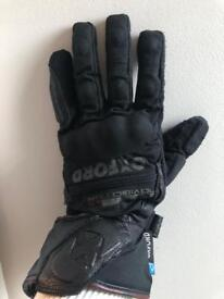 Oxford winter thinsulate motorcycle gloves