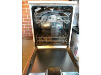 Bosch dishwasher, about 2 years old in white , in good clean condition inside and out.