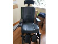 Invacare Mistral Plus, Electric Wheelchair