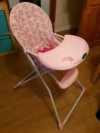 Baby start Highchair