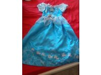 Girls Dressing Up (4-6 yrs) in excellent condition