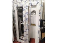 Patio doors small 1170 by 1905mm white