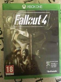 Fallout 3 and Fallout 4