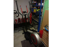 York Fitness Aspire Cross-Trainer Very Good Used Condition
