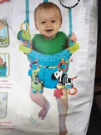 Baby bouncer (hanging)