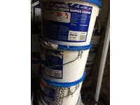 Paint - industrial protective coating paint free for collection from Bottesford