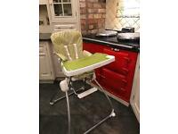 Mamas & papas high chair - good condition
