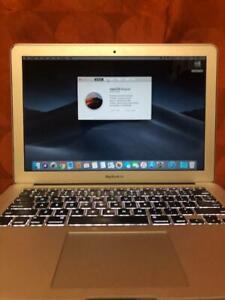 EARLY 2014 MACBOOK AIR CORE I5 256GB 4GB RAM WITH FREE SOFTWARE OVER $6000 (OFFICE, ADOBE, FINAL CUT PRO) $749 OBO