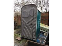 PORTABLE TOILET, SITE BUILDERS, EVENTS, CAR BOOT PORTABLE TOILEY