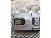 Sony Portable MiniDisc Recorder MZ-R35