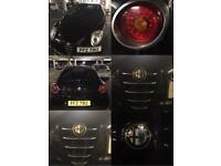 2011 Mito STUNNING CONDITION black 1.4 nice car manual not mini corsa