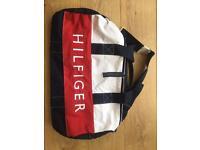 New Tommy Hilfigure canvas bag