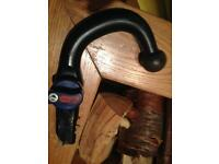 Removable Witter tow bar hitch
