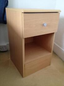 Bedside unit, Very Good condition!