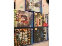PS4 Games for sale £10 each